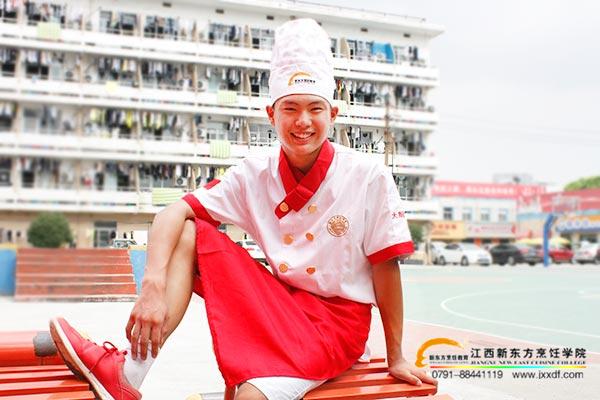 【新生访谈】徐贤歌:带上厨艺去旅行