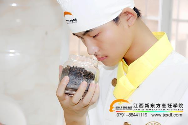 江西新东方有一群――为美食而生的人