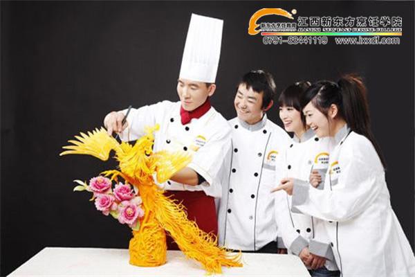 新东方学厨师毕业后工资多少?工